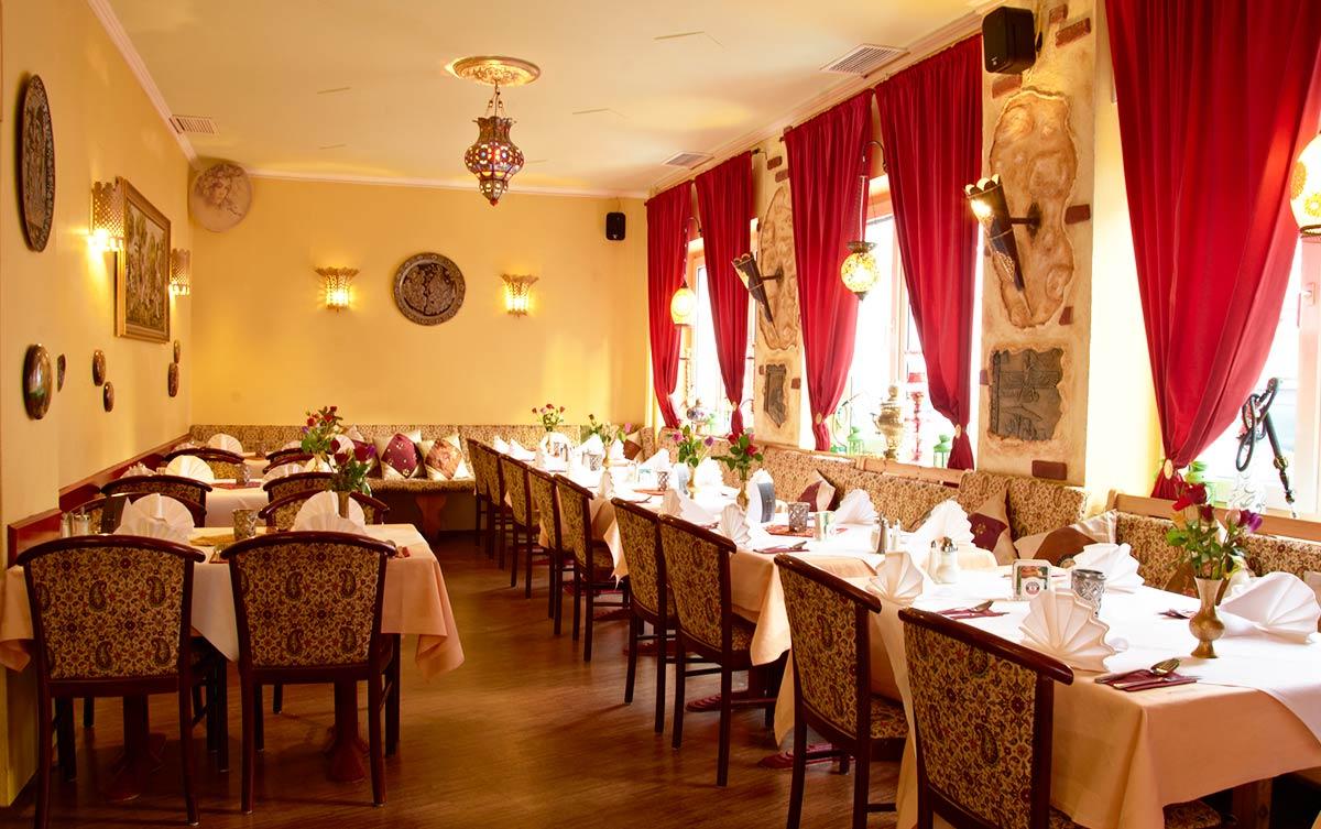 Pistazie Restaurant - Das persische Restaurant in Frankfurt